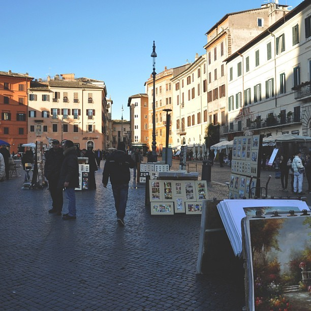 Traditional Artists of Rome! #oil #paintings #artists #rome #traditional #culture #italy #art #love #classical #nofilter