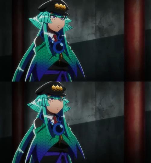 nanbaka anime collage ruka gojou kiji mitsuba