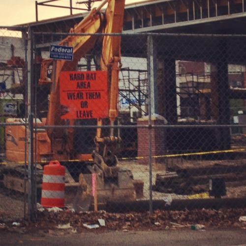 loladelphia:  SEPTA construction zones don't fuck around.
