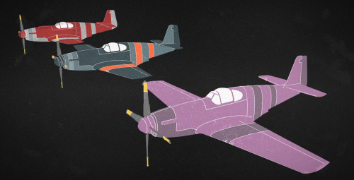 Some planes for an project about to wrap up. www.jdemetrician.com