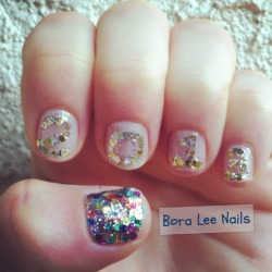 Happy New Year from Bora Lee Nails! I hope you all have an adventure-filled new year!
