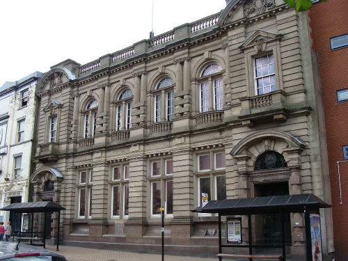 Preston Savings Bank, later TSB, Preston (by philipgmayer)