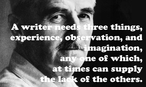 explore-blog:  William Faulkner adds to our running archive of wisdom on writing. Pair with Faulkner's little-known and lovely children's book.