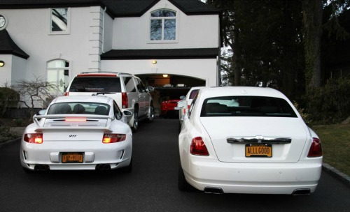 Driveway of Win via Damian Mory Photography