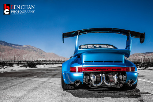 automotivated:  Porsche 911 Twin Turbo (by BenChanPhoto.com)