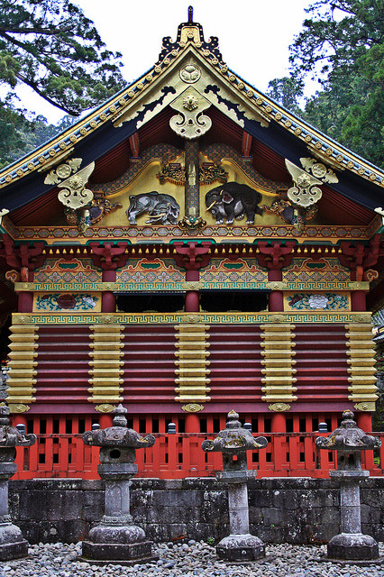 Kamijinko, Toshogu Shrine, Nikko