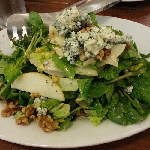 Watercress Salad (at Cyma)
