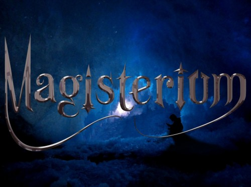 themortalinstitute:  New art work for Magisterium! Are you ready for this middle school series by Cassie Clare and Holly Black?