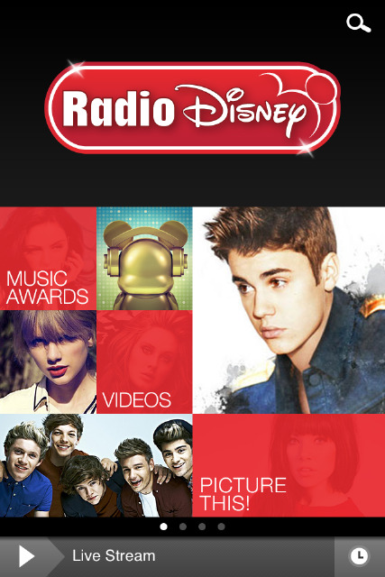 The Official Radio Disney app