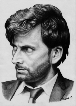 My art David Tennant my posts Milestone Tenth Doctor 1k notes 500 notes artists on tumblr Broadchurch alec hardy di alec hardy I really hated the hair in the other one But this turned out excellent Even though I will forever hate drawing beards Hnnng I hope people like it