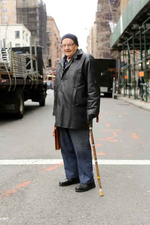 "humansofnewyork:  ""If you could give one piece of advice, what would it be?"" ""Stay curious."""