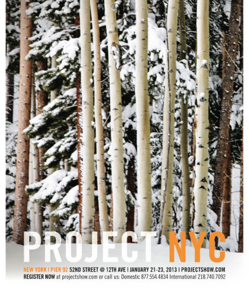Long Live Winter. Are you ready for PROJECT NYC?Register HERE.