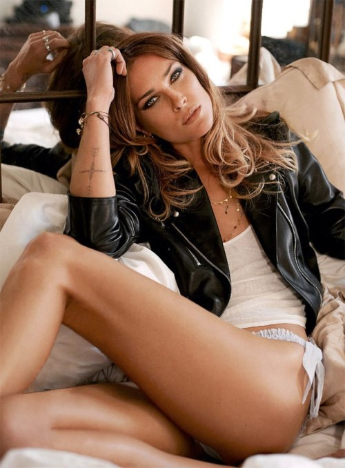 weneedfashion:  Erin Wasson by Eric Guillemain