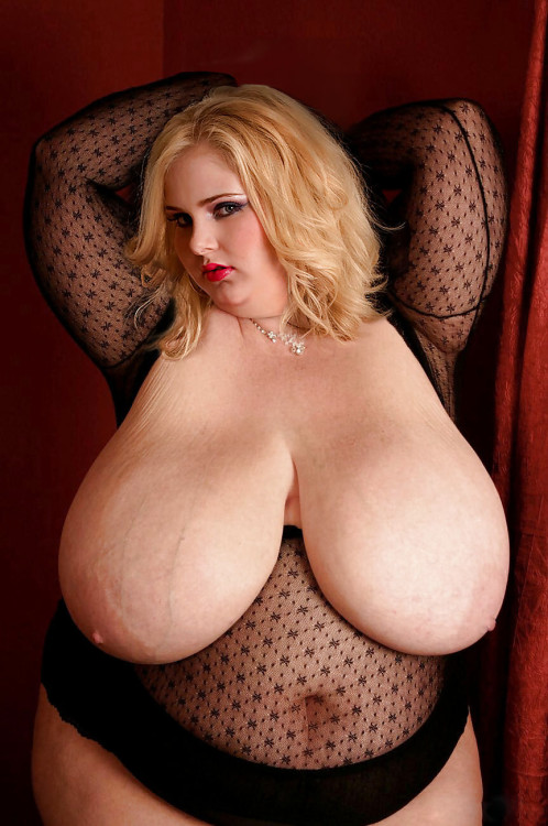 Big monster bbw tits
