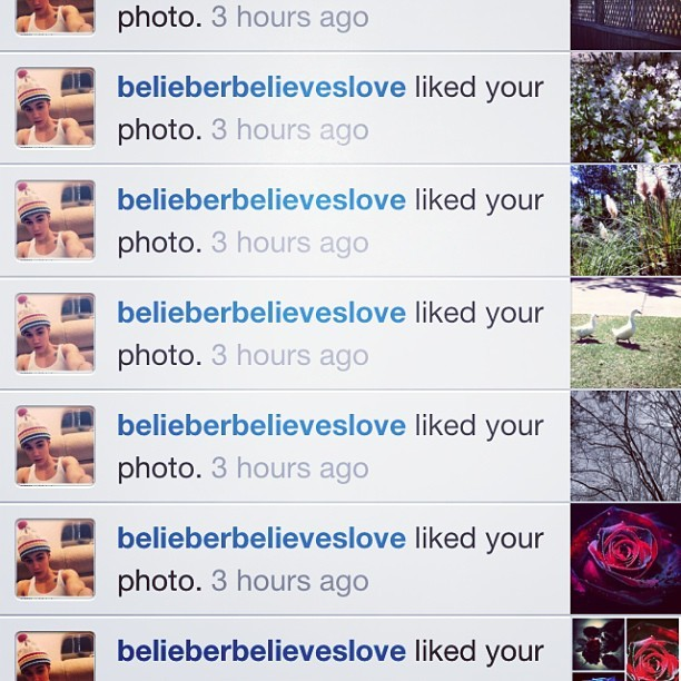 Thanks @belieberbelieveslove  hehe :)