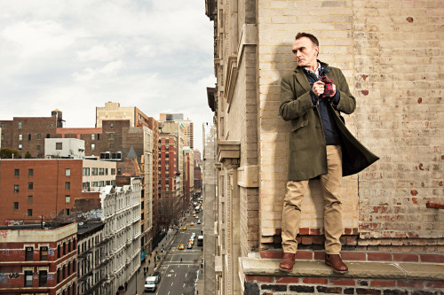 Here's my Wired magazine Q&A with Trance director Danny Boyle. I did an extended cut for online, but for some reason that version hasn't been posted yet. (Awesome photo by Peter Yang)
