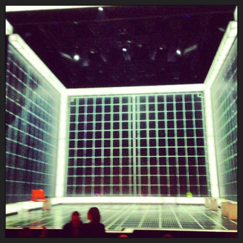 This stage rocks! (at Apollo Theatre)