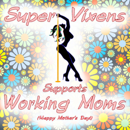 Happy Mother's Day to all the working Mom's out there! #vixpix