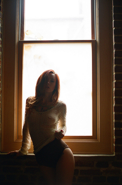 hattiewatson:  Hattie Watson by elusivemel on Flickr.