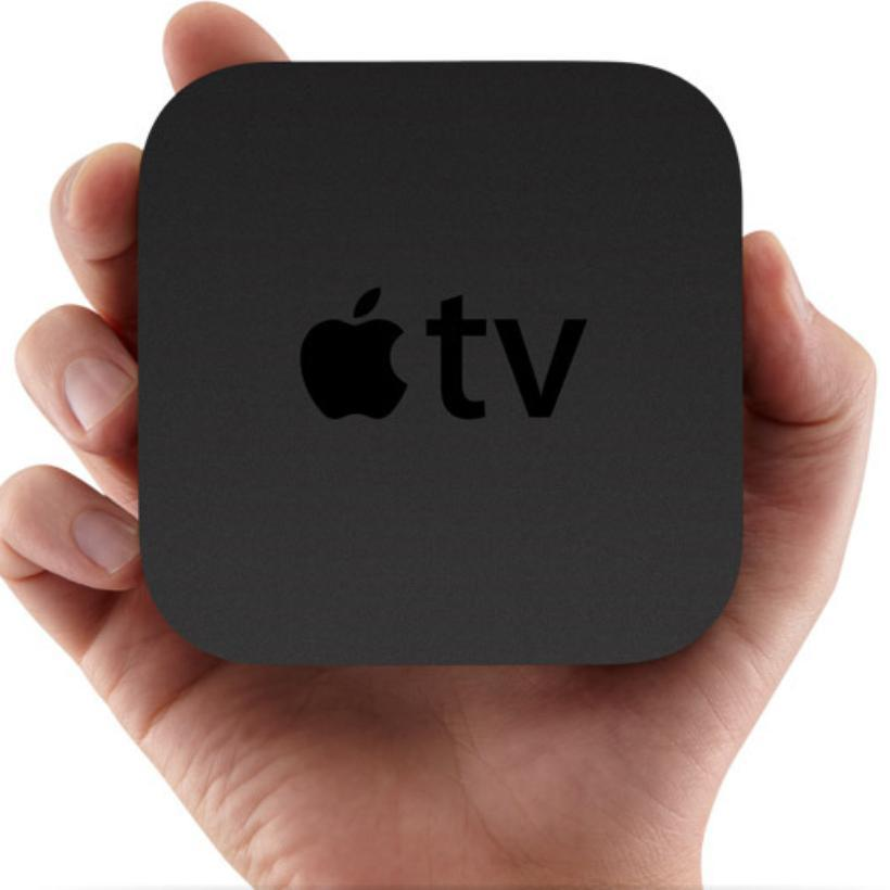 "COPPED: Apple TV.  Yesterday while waiting in the Apple store for my laptop to have a new Operating System installed I made my rounds making a mental wish list for when I ""win the lottery"" and found the section of the store dedicated to Apple TV. While I have a few friends that have been singing the praises of this little gem, I wasn't swayed enough to pull the trigger. But something was different yesterday… I'm not sure if it was the unseasonably warm temperatures outside, or if it had anything with having my computer fixed for free, but I decided in true ""impulse purchase"" fashion to cop it and see what the big deal is for myself. I haven't had the chance to really delve into it's functionality or interface yet, but from my brief interactions so far I can tell I'm going to love it."