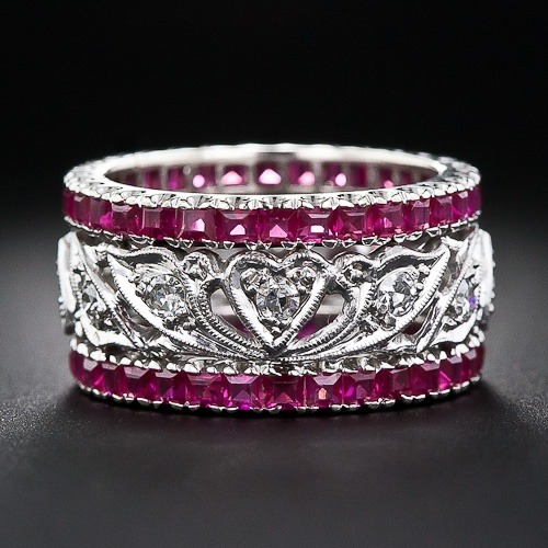 beautyblingjewelry:  Style Everyday is Valentin fashion love