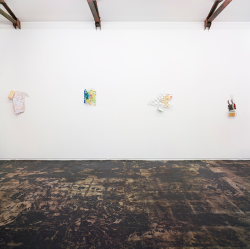 Richard Tuttle The Place In the Window  4/26 - 6/1 @ Tomio Koyama Gallery