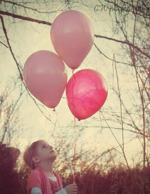 Reblogging cause balloons!