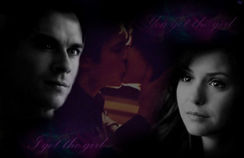wailet-1:  Delena love :) Made by me ;)