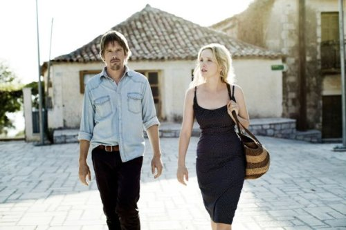 a-scream-on-pause:  Before Midnight The Before Sunrise/Sunset sequel is to premiere at Sundance on 20 Jan 2013. Runtime 108 min. Official synopsis (or rather, blurb):   We meet Jesse and Celine nine years on in Greece. Almost two decades have passed since their first meeting on that train bound for Vienna.   I do hope they did the original story justice.