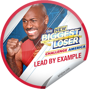 I just unlocked the The Biggest Loser: Lead by Example sticker on GetGlue                      1956 others have also unlocked the The Biggest Loser: Lead by Example sticker on GetGlue.com                  Which contestants will get picked to have their weigh-in count for their entire team? Thanks for watching tonight! Keep tuning in on Mondays at 8/7c on NBC. Share this one proudly. It's from our friends at NBC.