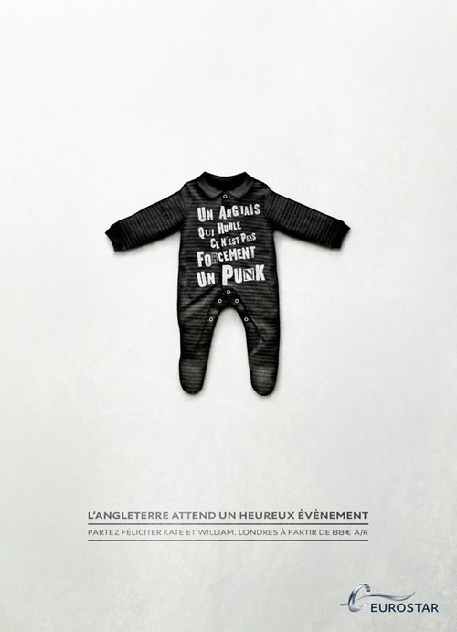 Eurostar and Clm Bbdo (Swann Richard & Augustin Camus) via Golem13