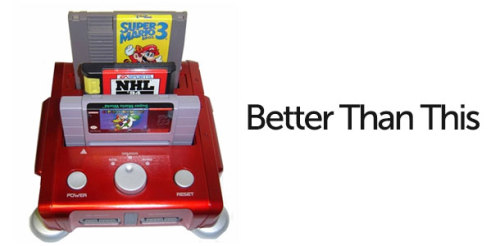 RetroN 4 Plays NES, SNES, GBA & Genesis Games Via HDMI Replace your old consoles with this new old all in one!
