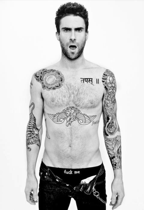 holy-vodka:  Adam Levine