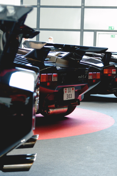 drugera:  Countach Trio