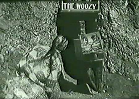 Actually, the Woozy WAS in a movie. Just not a recent movie.