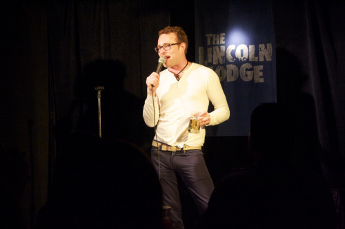 James Adomian at The Lincoln Lodge