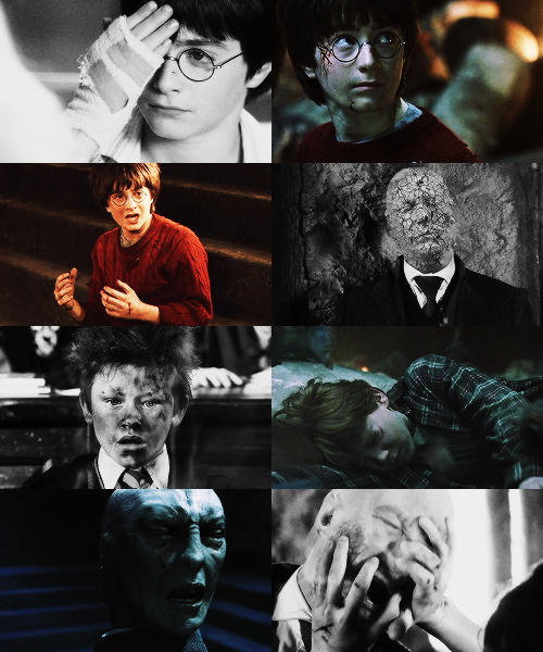 screencap meme » sorcerer's stone + bruised & battered