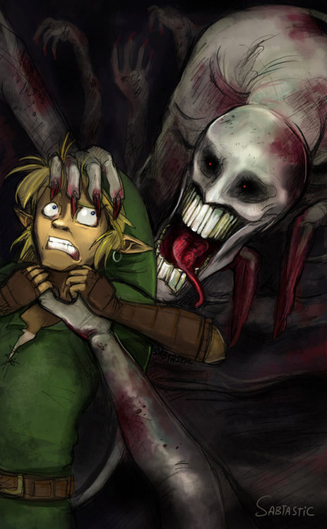 Sabtastic dead hand link shadow temple ocarina of time