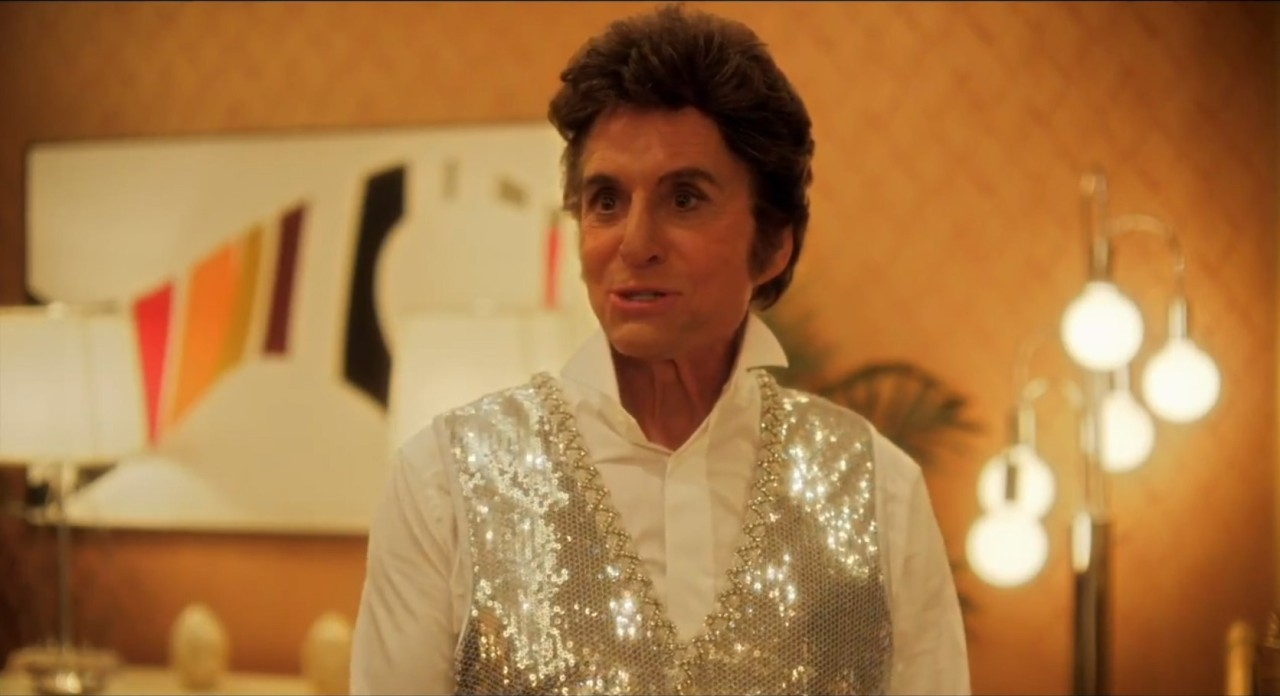 Behind the Candelabra Dir. by Steven Soderbergh, 2013 Obvious, but: I am really going to miss Steven Soderbergh's movies.