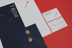TBDR, TROUBADOUR / IDENTITY, STATIONERY on Behance