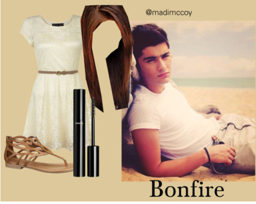 Bonfire ~ For my FanFiction by madi-luvs-1d featuring studded sandals