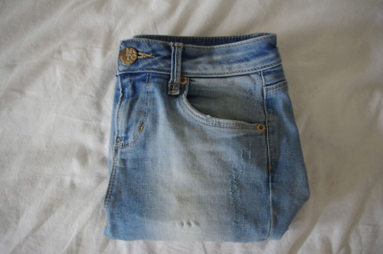 meala-vintage:  Topshop Jamie Skinny Jeans, Currently Only 99p, Available Here
