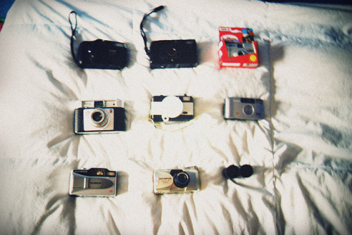 La familia analogica by A.Madness on Flickr.