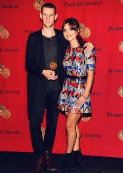 Arrivals at the George Foster Peabody Awards - May 20, 2013