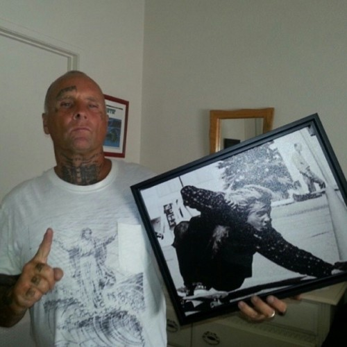 Damn we lost a legend! You changed skateboarding to what it is today! Thank you for what you did and hope you are finally at rest. Prayers to your family. RIP Jay Adams  #Skateboarding #SkateboardingLegend #PioneerOfSkateboarding #ZBoys #LordsOfDogtown #DogTown #Sk8 #SkateLife #Sk8Life #Sk8boarding #RIP #JayAdams #Surfing #HeartAttack #GLDN #FlyHighDieHigh