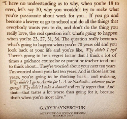 A (by accident) Manifesto by Gary Vaynerchuk