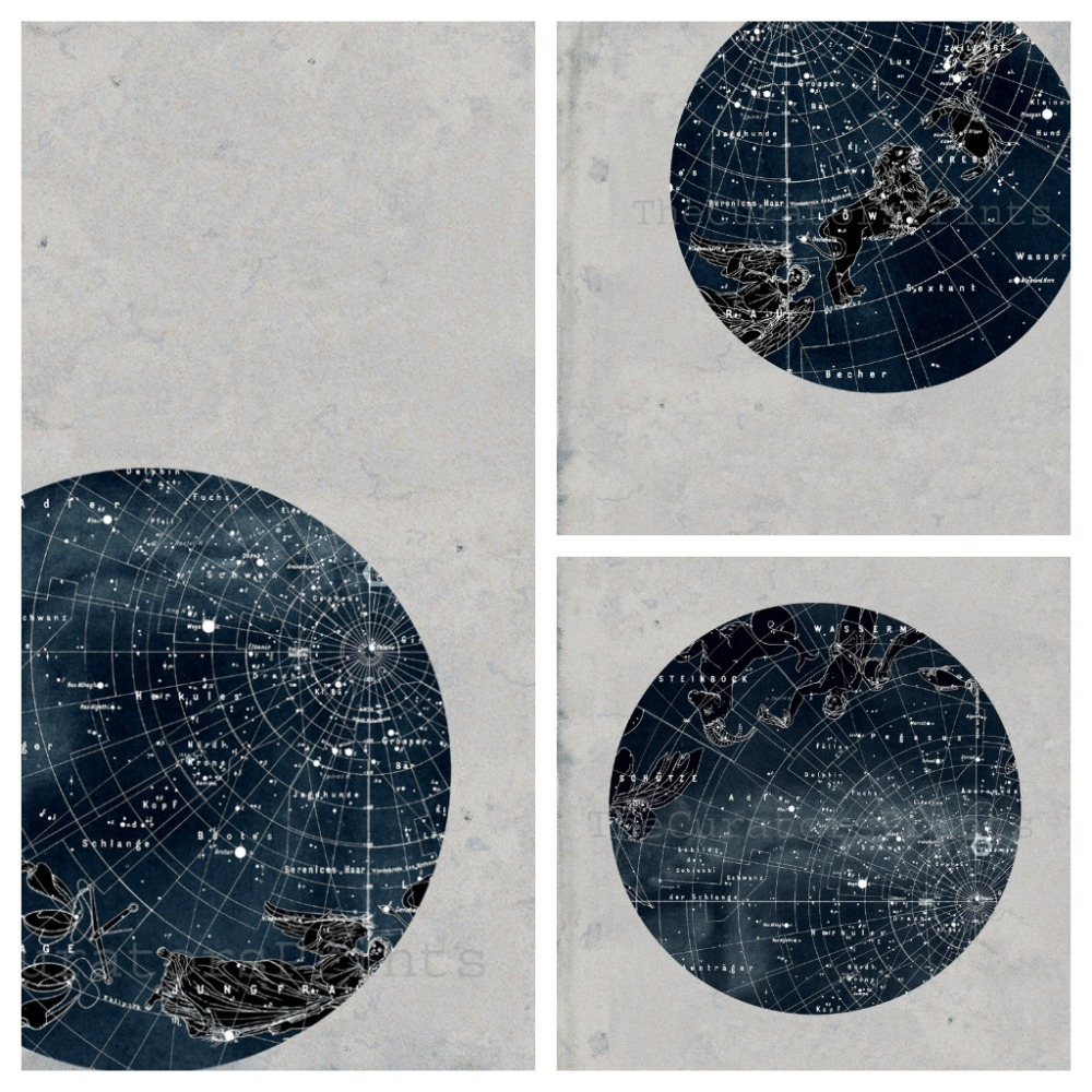thecuratorsprints:  Set of Constellation