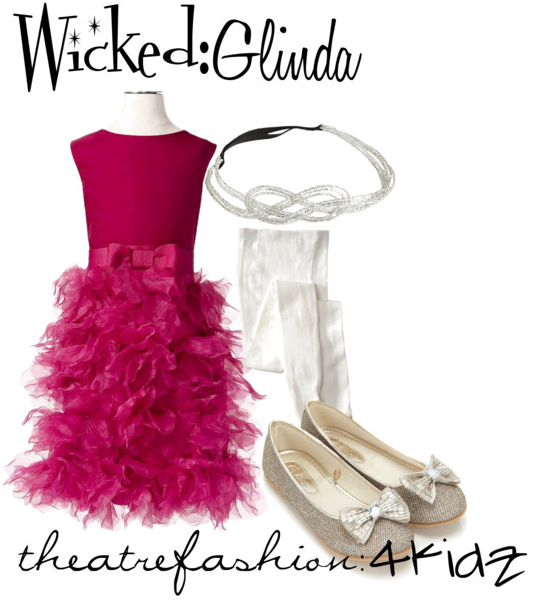 Introducing a new line for 2013: Theatrefashion, children's style!