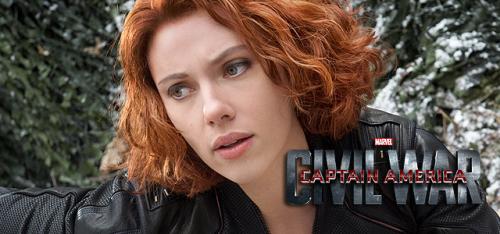 msjarvis: chrisxscarlett: POTVRZENO: Black Widow je zpět Captain America 3: Občanská válka [x]