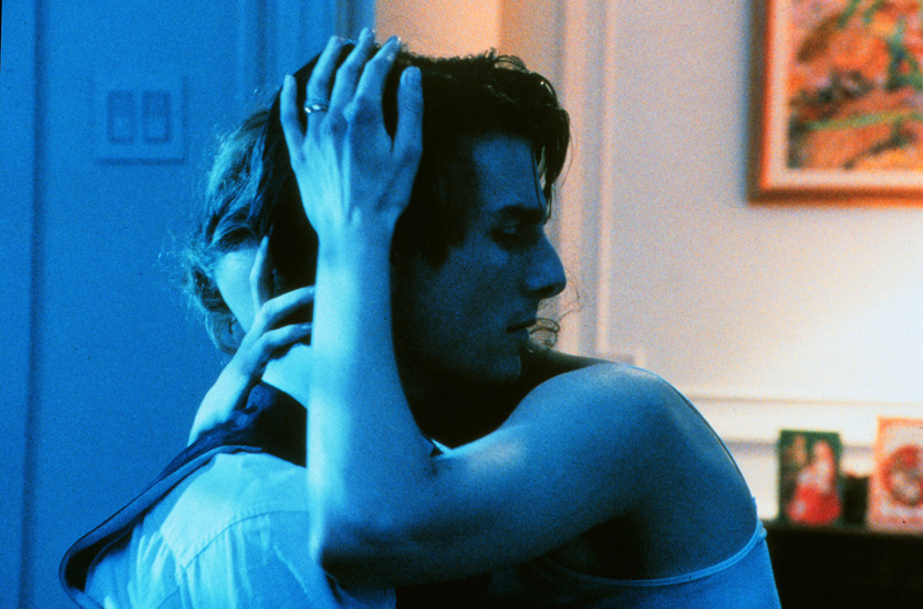 "theparisreview:  ""[I]t turns out that Eyes Wide Shut has almost nothing to say about its ostensible topic—marital fidelity—but it has a great deal to say about Tom Cruise."" Read more from Ben Parker on the loss of Tom Cruise's persona here."